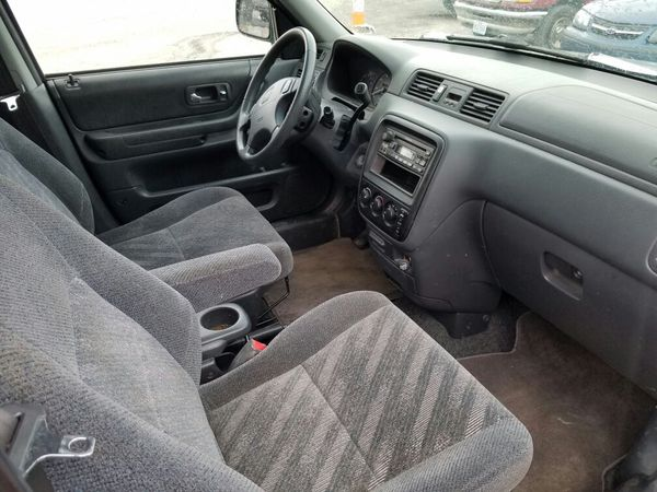 99 honda crv all wheel drive 160xxx miles
