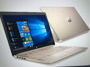 """Hp 15"""" touch laptop intel core i3 8 go ram 1Tb HDD for Sale in Carlsbad, CA"""