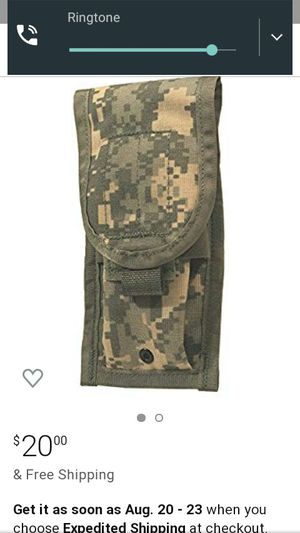 Ammunition clip pouch for Sale in Acworth, GA