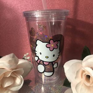 Hello Kitty Inspired Water Cup for Sale in La Mesa, CA