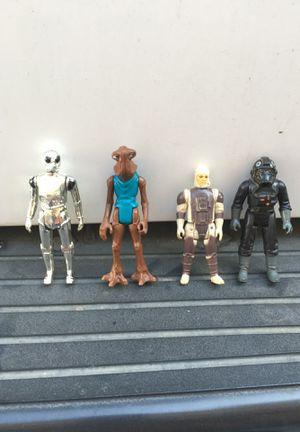 Star Wars Action Figures for Sale in Corona, CA