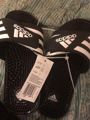 Adidas Flip flops for Sale in Philadelphia, PA