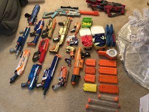Nerf Gun / Blaster Lot for Sale for Sale in Dumfries, VA