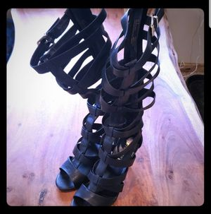 Tildon Reveal Gladiator Boot Sz8 for Sale in Leavenworth, WA