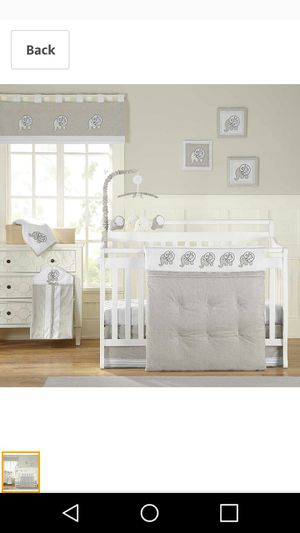 New in box never opened crib set set only for Sale in Cleveland, OH