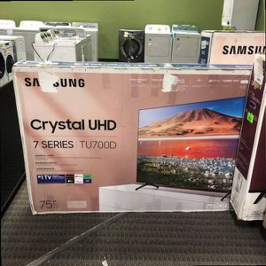 "Samsung 75"" TV Un75tu7000fx 1S for Sale in Los Angeles, CA"