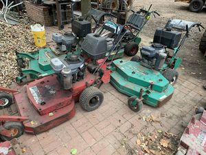 Misc commercial lawn mowers for Sale in Alexandria, VA