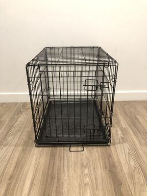 Dog Crate (Small) and Fitting Crate Mat for Sale in San Diego, CA