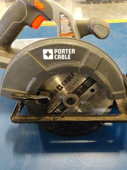 Porter cable 18v Saw for Sale in Nashville,  TN