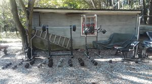 Complete Home Fitness Station Gym Machine for Sale in Riverdale, GA