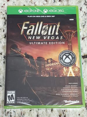 Fallout New Vegas (Ultimate Edition) for Sale in Niceville, FL