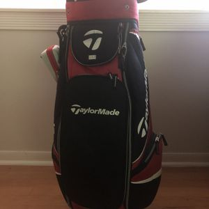 Taylormade Staff Bag for Sale in Houston, TX