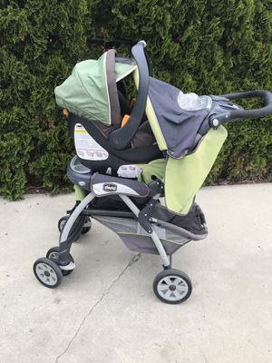 Chicco keyfit 30 car seat and stroller for Sale in East Wenatchee, WA
