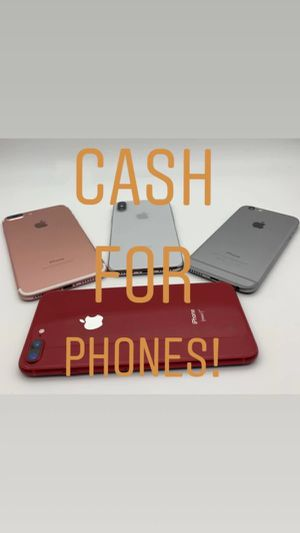 iPhones for cash for Sale in Baltimore, MD