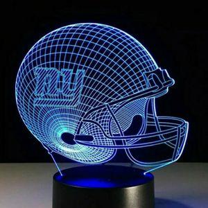 New York Giants NFL Night Light Lamp for Sale in Evesham Township, NJ