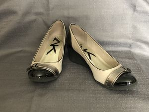 Ann Klein Wedge Dress Shoes Size 8 for Sale in Grand Island, NE