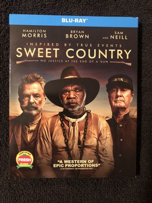 Sweet Country Blu-Ray New) for Sale in Bella Vista, AR