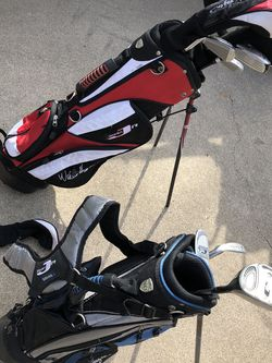 Youth Golf Clubs And Bags for Sale in Washington,  IL