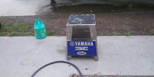 Yamaha motorcycle stand for Sale in San Leon, TX