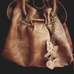 Hobo Bag Sachel Large Purse From Charlotte Russe Over Sized Brown Tote for Sale in North Las Vegas, NV