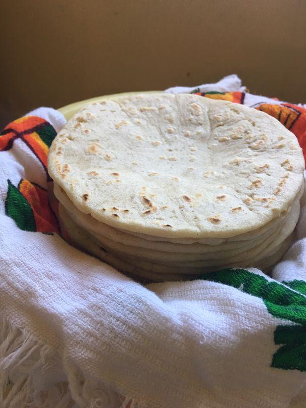 tortillas hechas a mano 🖐