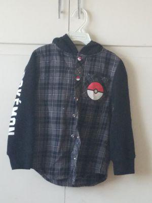 Pokemon sweater size 5t for Sale in Lynwood, CA