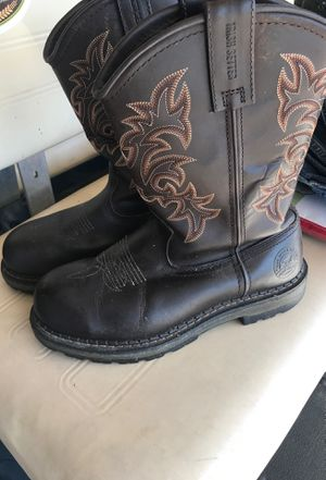 Boots! Irish Setter Work Boots. Men's size 9.5 for Sale in Ramona, CA
