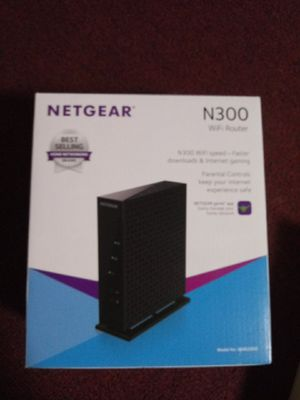 Netgear wifi router for Sale in Lakeside, CA