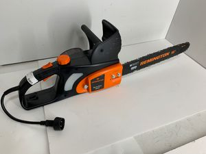 """Remington RM1645 16"""" corded chainsaw 85646 for Sale in Des Moines, WA"""