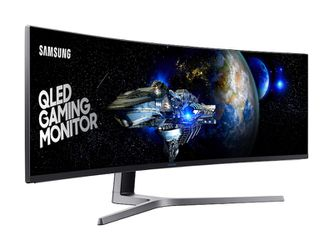 """Samsung ultrawide 49"""" gaming monitor for Sale in Burlingame,  CA"""