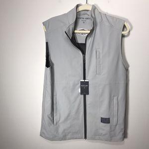 Matte Grey Trekker Badge Golf Vest med for Sale in Alpharetta, GA