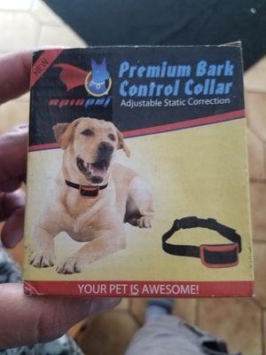 Bark Collar- never used for Sale in Lantana, FL