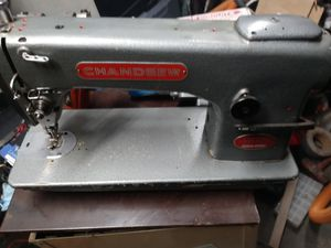 Chandsew leather sewing machine for Sale in Pineville, LA