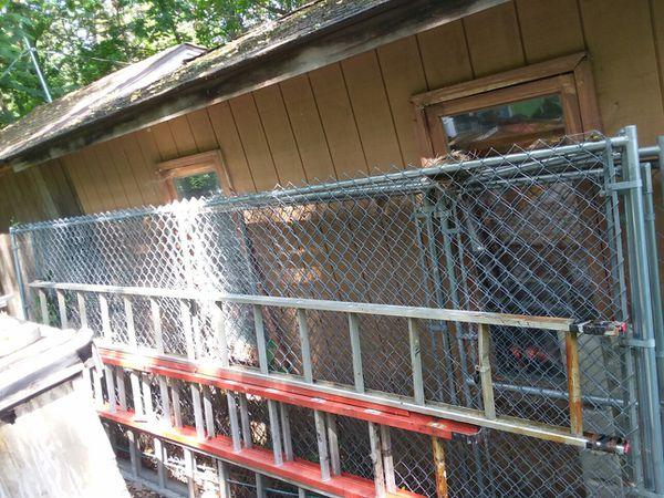 16'x16'x6' animal enclosure