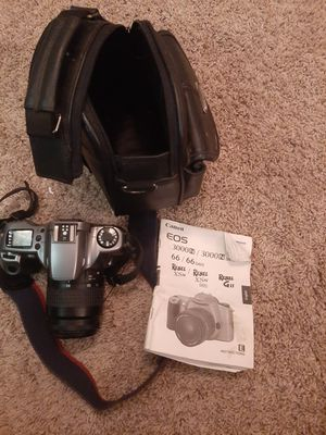 Cannon eos GII professional camera for Sale in Woodbridge, VA