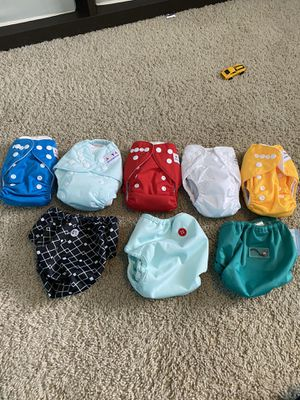 Cloth Diapers for Sale in Portland, OR
