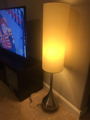 Floor lamp / light for Sale in Corona, CA