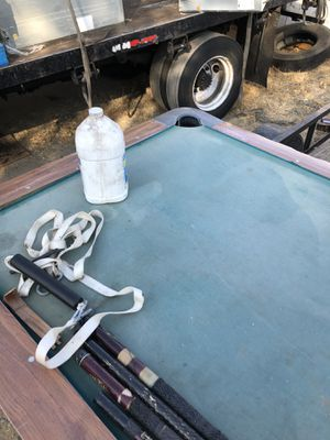 Free pool table needs work for Sale in Chula Vista, CA
