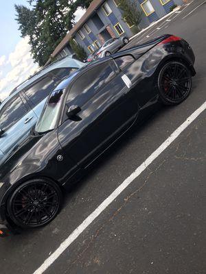 Black 350z for Sale in Portland, OR