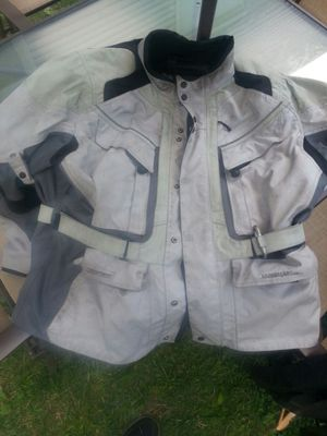 First Gear Kilimanjaro motorcycle adventure/touring jacket. for Sale in Ossining, NY