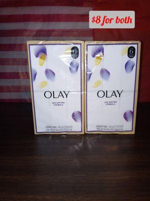 Olay bar soap for Sale in Kansas City, MO