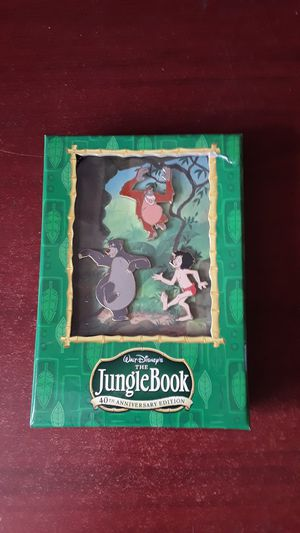 Jungle Book Disney pins for Sale in Las Vegas, NV