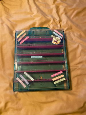 Shopkins Collectors Case Toy for Sale in Aliquippa, PA