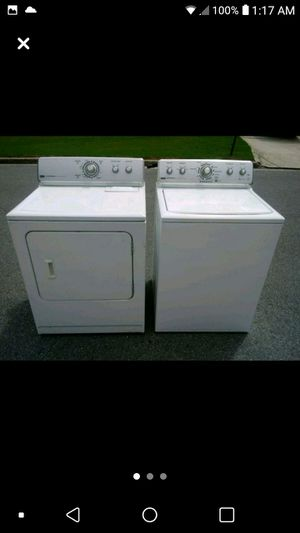 🐅👀 washer and dryer 🔜🌎 for Sale in Las Vegas, NV