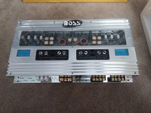 New in box 1000 Watt Amplifier BOSS for Sale in Tonto Basin, AZ
