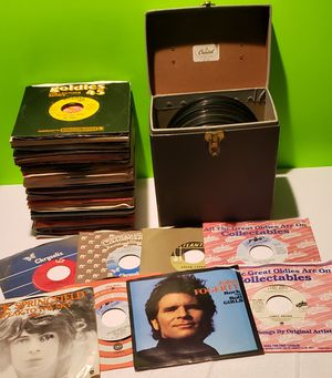 45s RPM Record + Case Lot of over 150 Records for Sale in Reinholds, PA