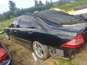 S 65 & 55 03-06 PARTS Mercedes benz for Sale in Gresham, OR