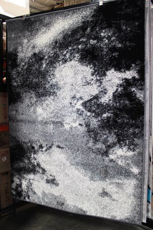 5 x 7 Area Rug, BLACK STORM for Sale in Downey, CA