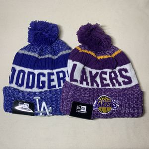 2 Los Angeles Beanie Hats for Sale in Brandywine, MD