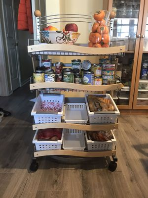 Kitchen cart for Sale in Raleigh, NC